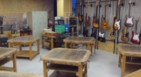ESPギタークラフトアカデミーは通信制高校サポート校。