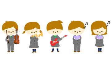 通信制高校翔洋学園高等学校には軽音楽サークルあります。
